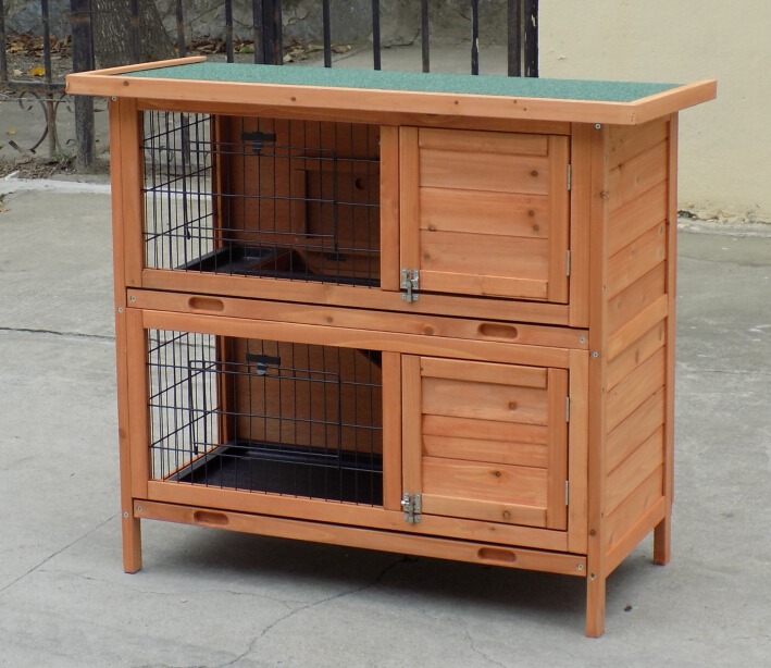 New extra large rabbit hutch with base chicken coop guinea for Extra large rabbit cage